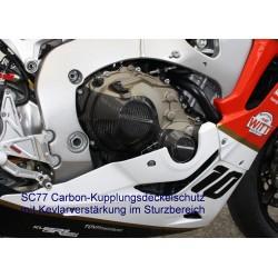 Carbon-Motorschützer/Satz für CBR1000RR/SC77 Fireblade ab Bj.2017 motor protective covers set