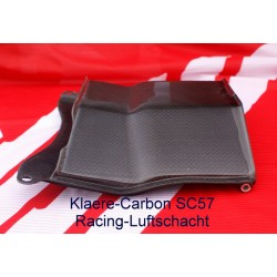SC57 Carbon Ram Air Luftschacht CBR1000RR Fireblade Bj.2004-2007 Tuningschacht