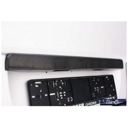 Carbonabdeckung für Kennzeichenlampengehäuse